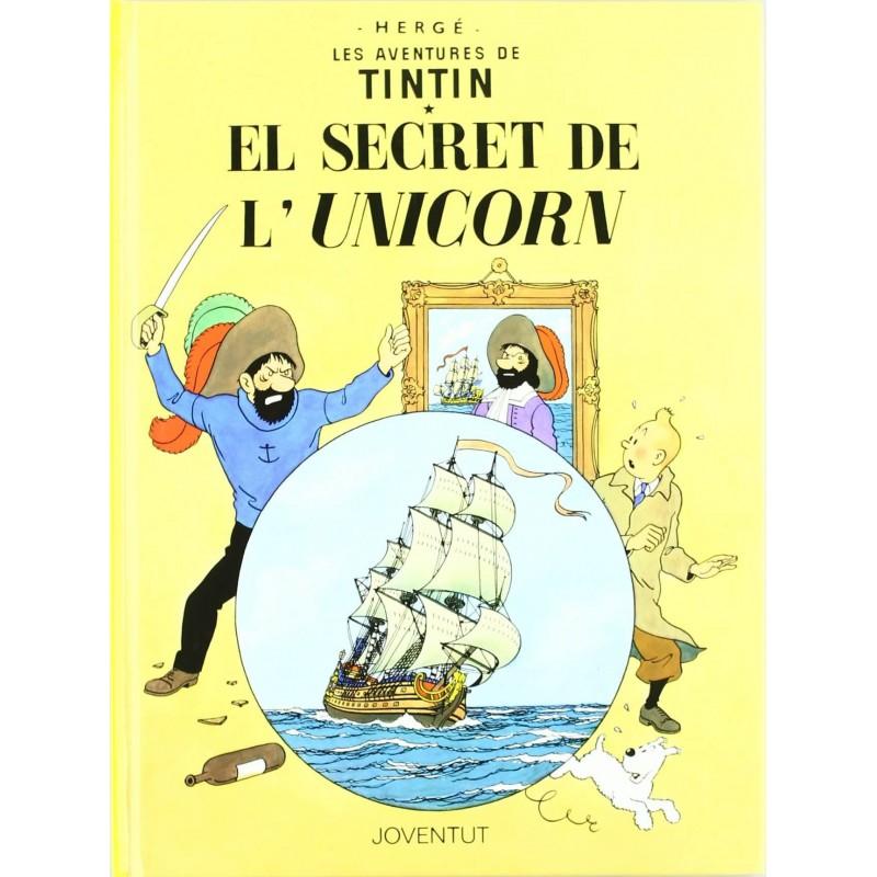 Tintín 11. El Secret de l'Unicorn (Català)