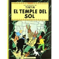 Imagén: Tintín 14. El Temple del Sol (Català)