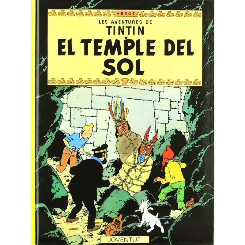 Tintín 14. El Temple del Sol (Català)