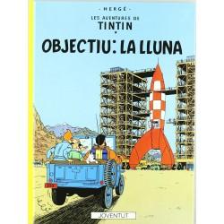 Tintín 16. Objectiu: La Lluna (Català)