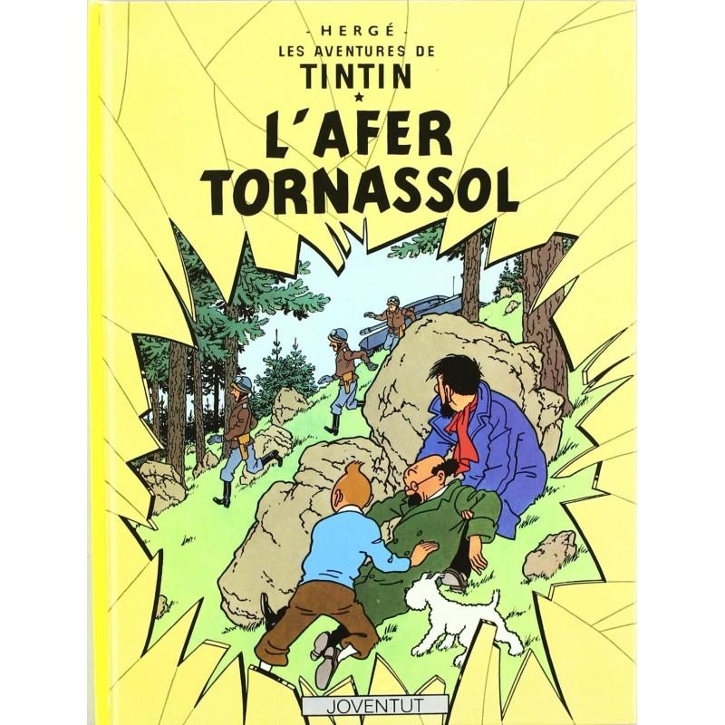 Tintín 18. L'Afer Tornassol (Català)