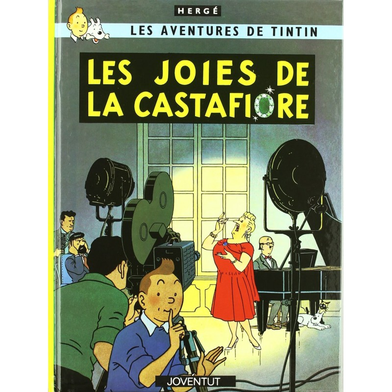 Tintín 21. Les Joies de la Castafiore (Català)