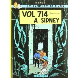 Tintín 22. Vol 714 a Sidney (Català)