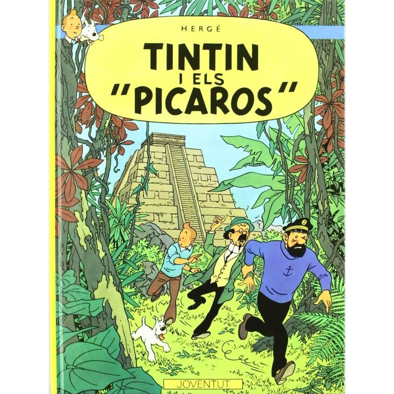 Tintín 23. Tintín i els Pícaros (Català)