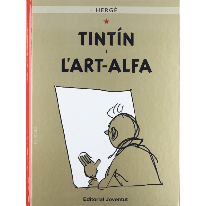 Tintín 24. Tintín i l'Art-Alfa (Català)
