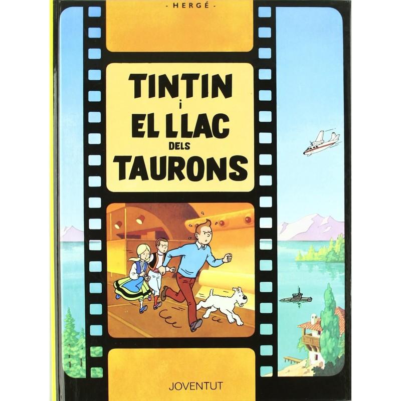 Tintín i el Llac dels Taurons (Català)