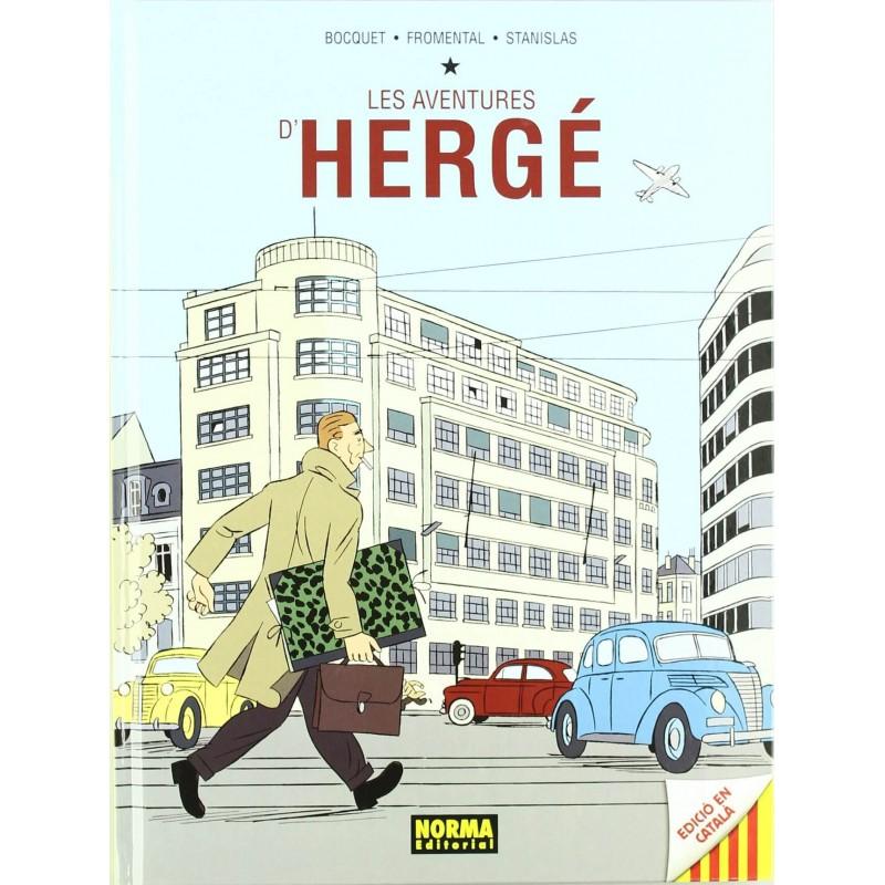 Las Aventures d'Hergé (Català)