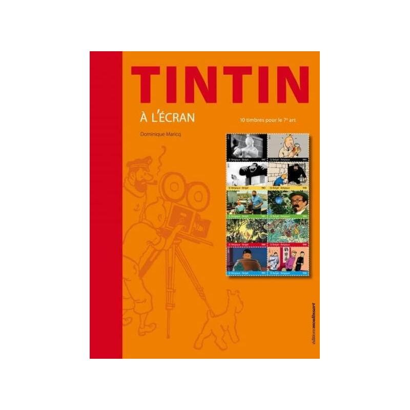 Tintin à l'Écran (en Francés)