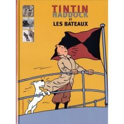 Tintin, Haddock et les Bateaux (en Francés)