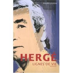 Hergé. Lignes de Vie (en Francés)