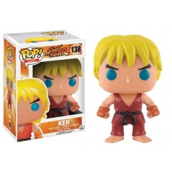 Ken Street Fighter POP Vinyl Funko