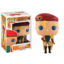 Cammy Street Fighter POP Vinyl Funko