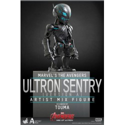 Figura Ultron Sentry (Version A) Artist Mix. Hot Toys