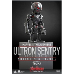 Figura Ultron Sentry (Version B) Artist Mix. Hot Toys