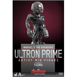 Figura Ultron Prime Artist Mix. Hot Toys