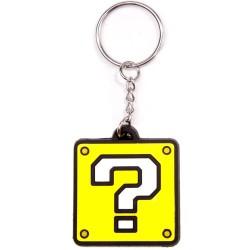Llavero Nintendo. Bloque Interrogación