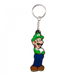 Llavero Nintendo. Luigi