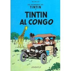 Imagén: Tintín 2. Tintín al Congo (Català)
