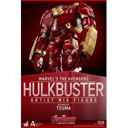 Figura Iron Hulkbuster Artist Mix. Hot Toys