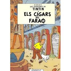 tintin els cigars del farao