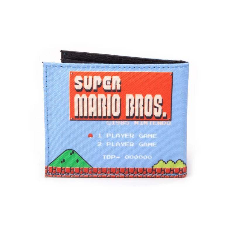 Cartera - Billetera Super Mario Bros Nintendo