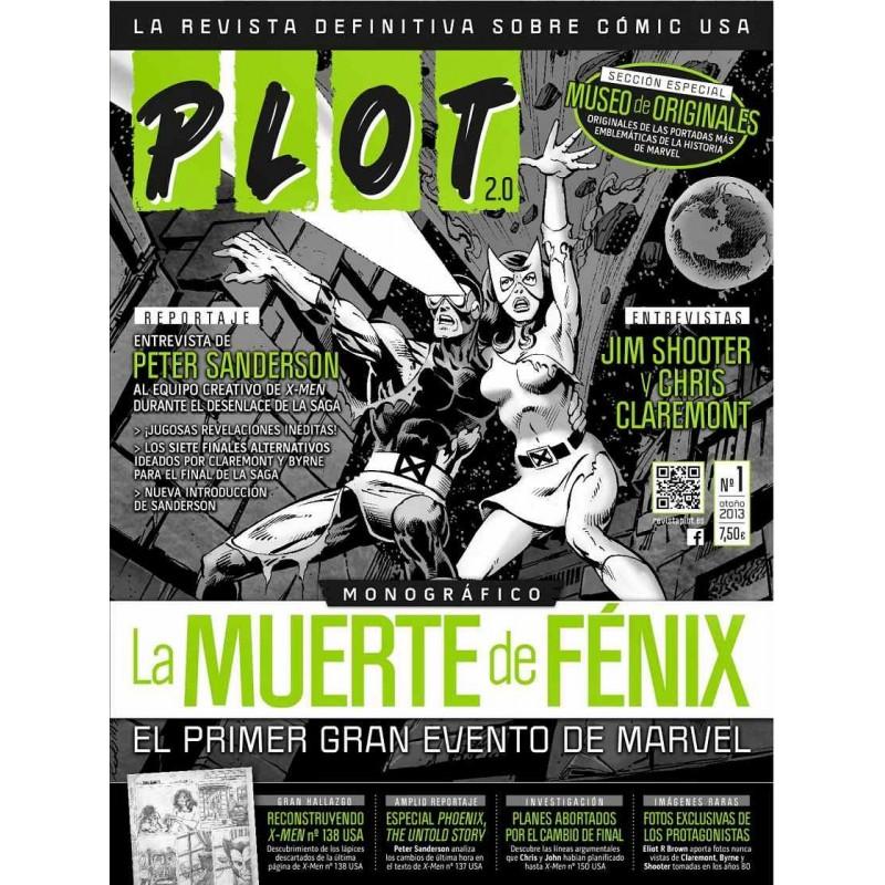 Plot 2.0 1. La Muerte de Fénix. Primera Parte