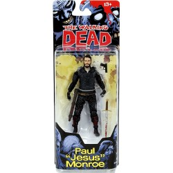 "The Walking Dead. Figura de Acción de Paul ""Jesus"" Monroe (Series 4 Cómics)"