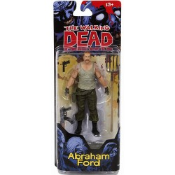 The Walking Dead. Figura de Acción de Abraham Ford (Series 4 Cómics)