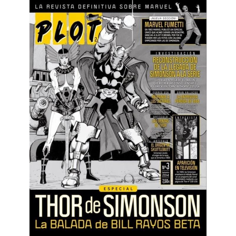 Plot 2.0 3. Thor de Simonson