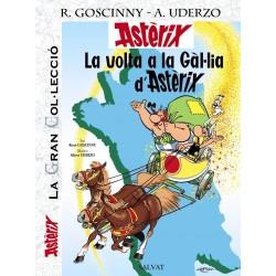 Astèrix 5. La Volta a la Gàl·lia d'Astèrix (La Gran Col·lecció) (Català)