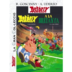 Astèrix 8. Astèrix a la Bretanya (La Gran Col·lecció) (Català)