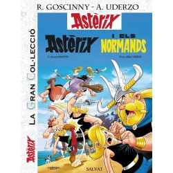 Astèrix 9. Astèrix i els Normands (La Gran Col·lecció) (Català)