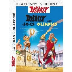 Astèrix 12. Astèrix als Jocs Olímpics (La Gran Col·lecció) (Català)