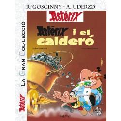 Astèrix 13. Astèrix i el Calderó (La Gran Col·lecció) (Català)