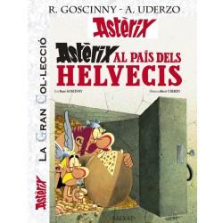 Astèrix 16. Astèrix al País dels Helvecis (La Gran Col·lecció) (Català)
