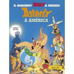 Astèrix a Amèrica. L'Álbum del Film (Català)