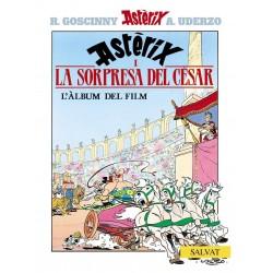 Astèrix i la Sorpresa del Cèsar. L'Àlbum del Film (Català)