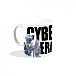 Taza Doctor Who. Cybermen Exterminate