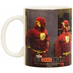 Taza The Big Bang Theory. Flash