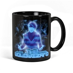 Taza The Big Bang Theory. The Wolowizard