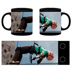 Taza The Big Bang Theory. Sheldon Escalada