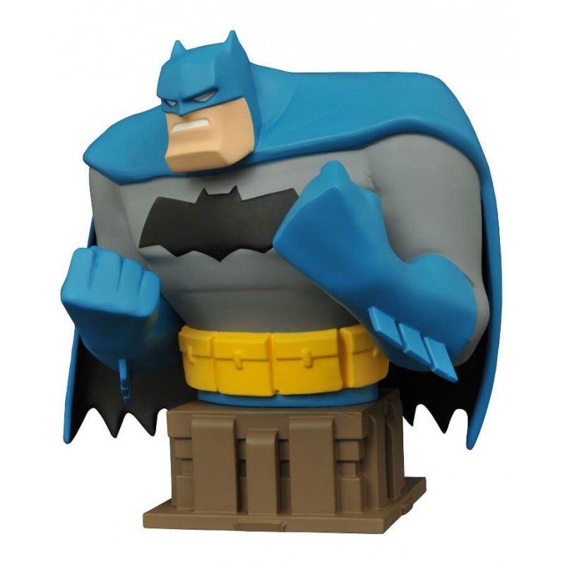Batman. Busto del Caballero Oscuro. Batman The Animated Series