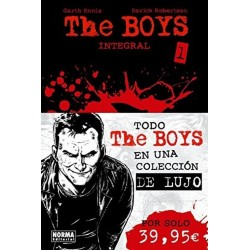 The Boys. Integral (Colección Completa)