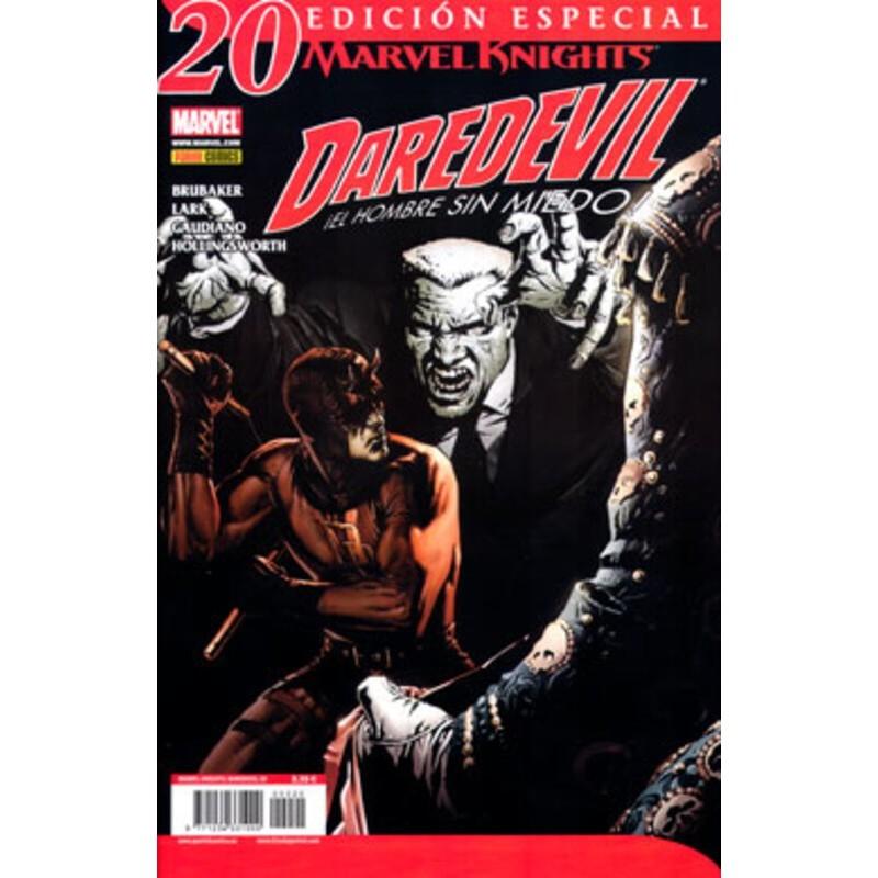 Marvel Knights. Daredevil vol 2, 20 Panini Comics (Edición Especial)