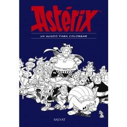 Astérix. Un Mundo para Colorear