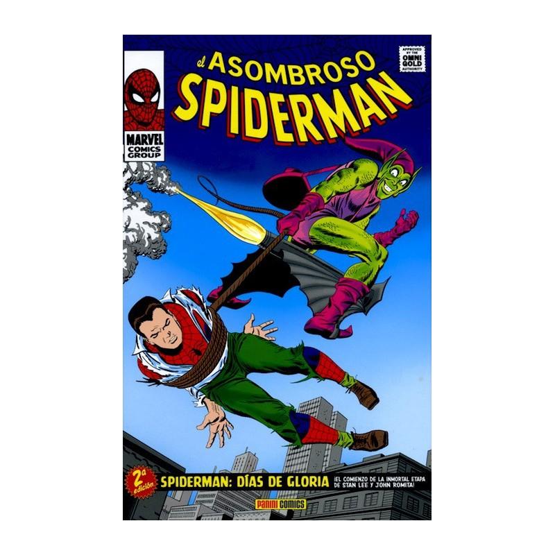 El Asombroso Spiderman 3. Días de Gloria (Marvel Gold)