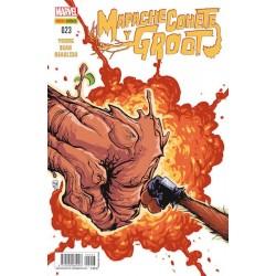 Mapache Cohete y Groot 23 Panini Comics