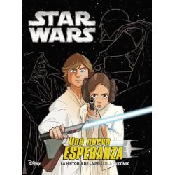 Star Wars. Una Nueva Esperanza Grapa Comic Book Panini