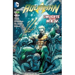 Aquaman 6 ECC Comics DC