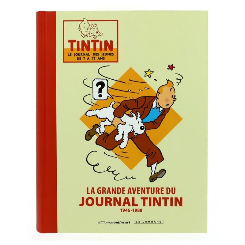 La Grande Aventure du Journal Tintin en Francés Comprar Moulinsart